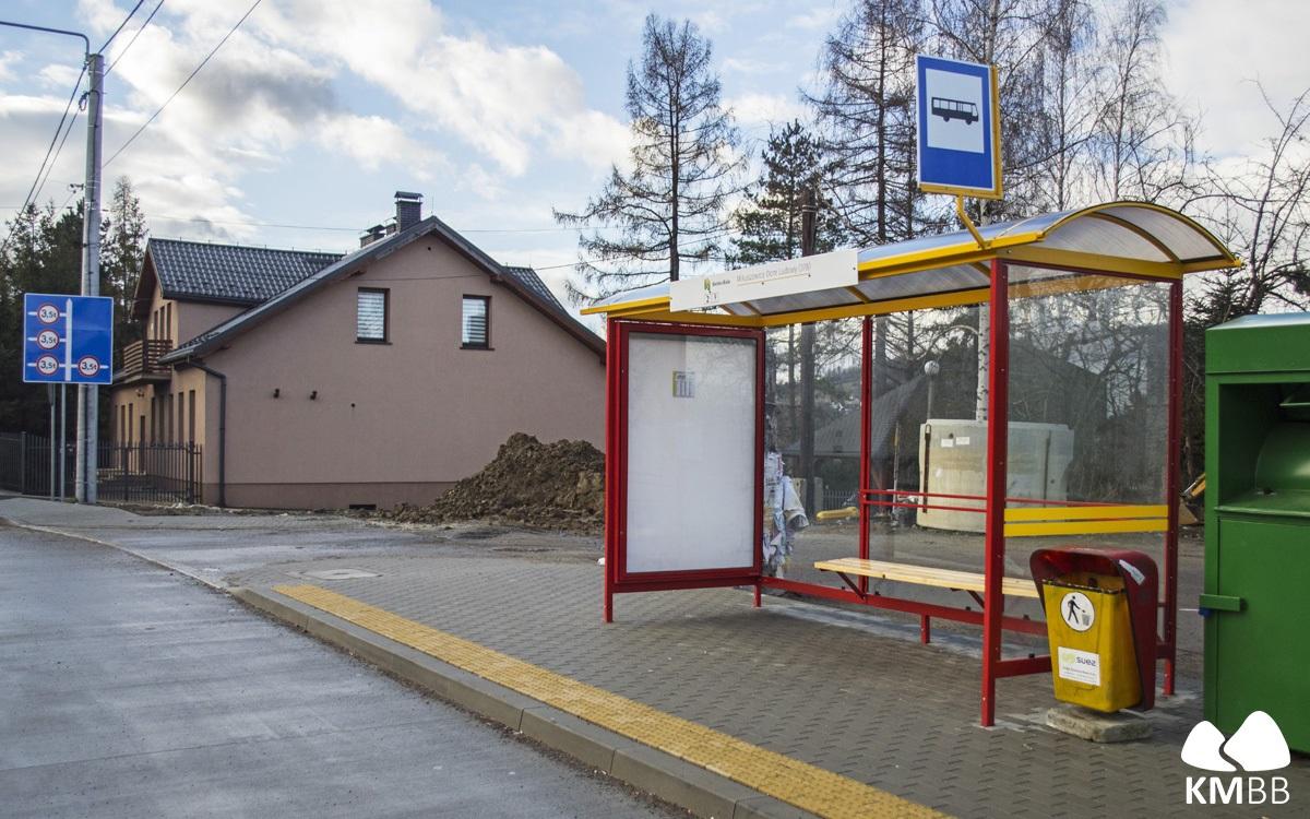 Nowe wiaty w Mikuszowicach