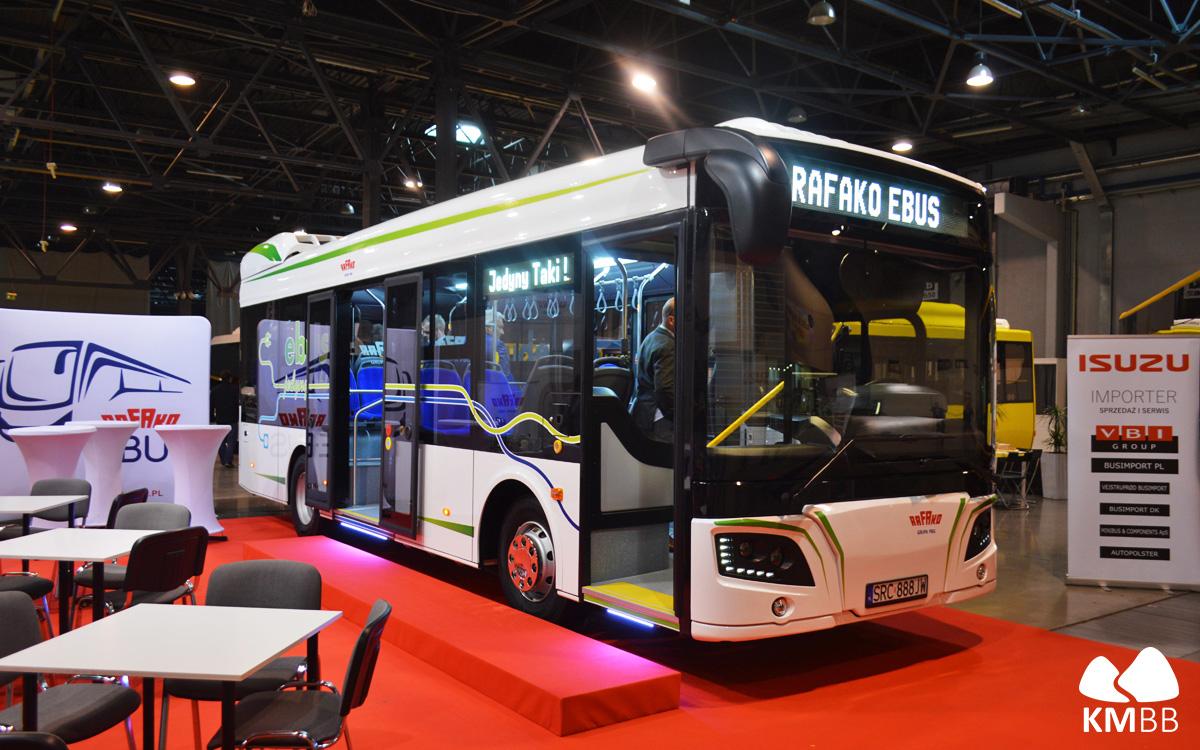 Autobus elektryczny RAFAKO