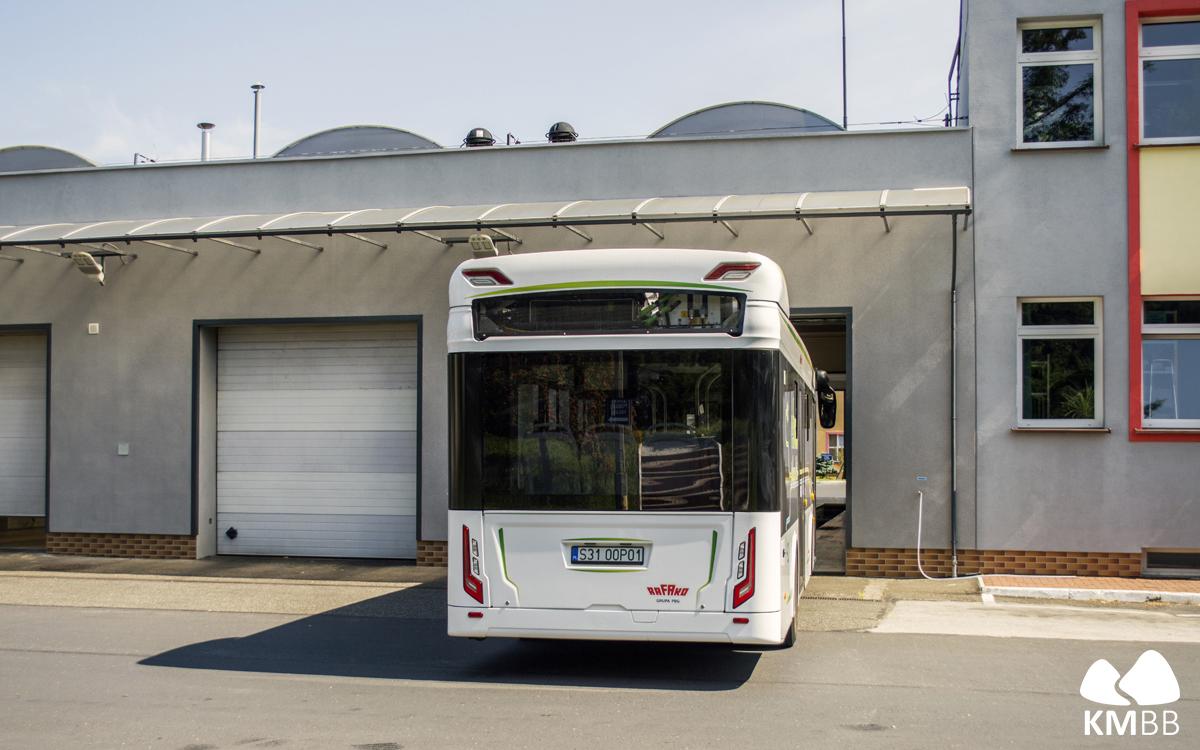 Autobus Rafako.