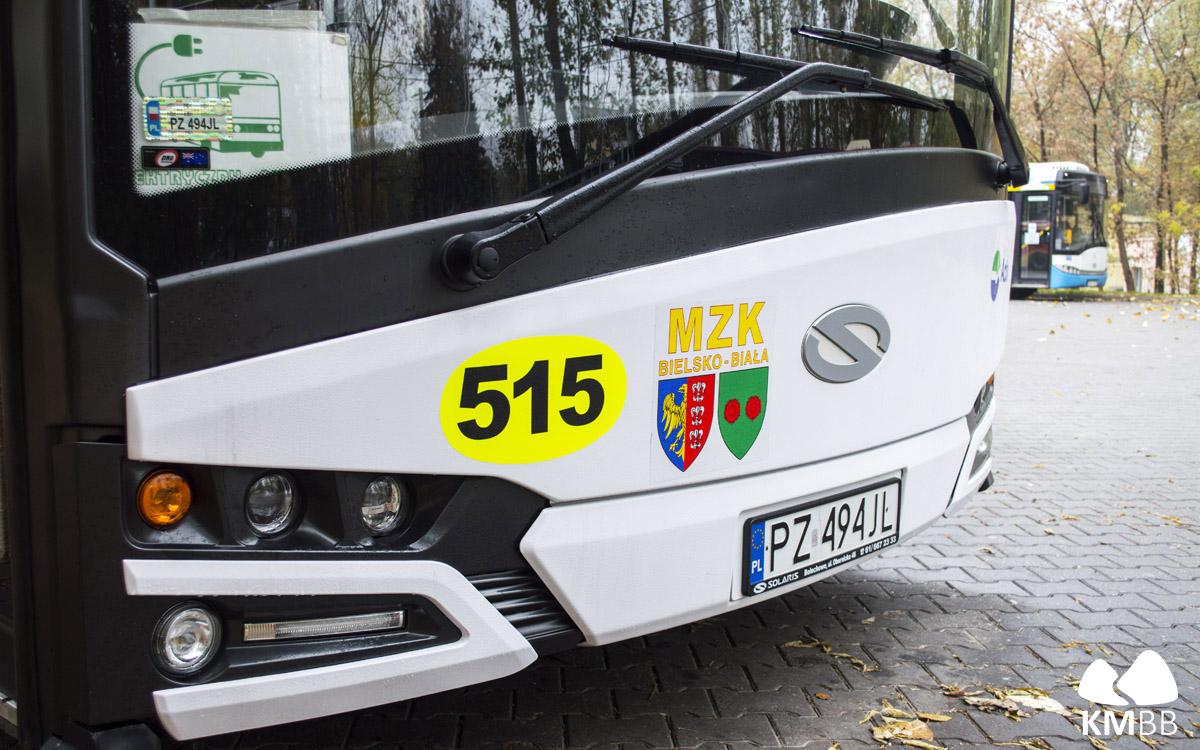 Testowy Solaris Urbino 12 IV electric
