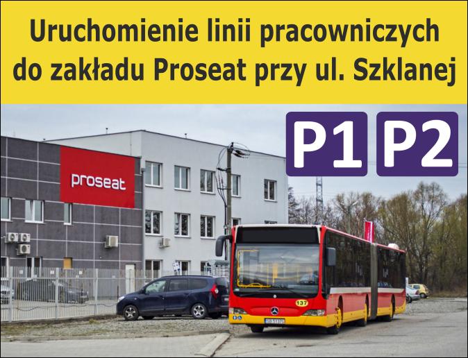 Nowe linie do zakładu Proseat