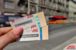 Nowe rewersy na biletach MZK